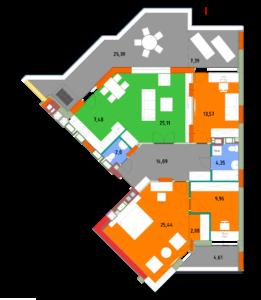 Квартира 4Б