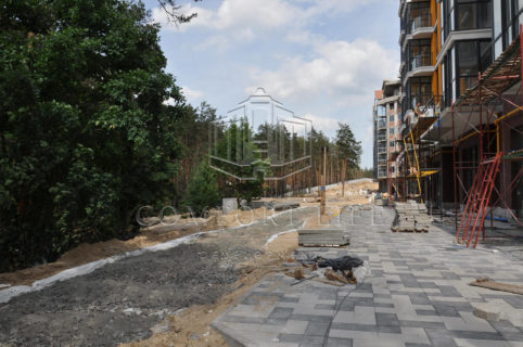 Ход строительства 06 июня 2018