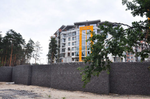 Ход строительства 08 августа 2018