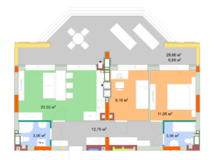 Квартира 2А