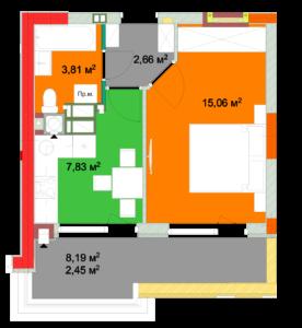 Квартира 1Г