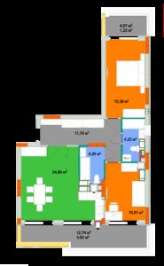Квартира 2В