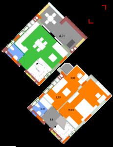 Квартира 3А
